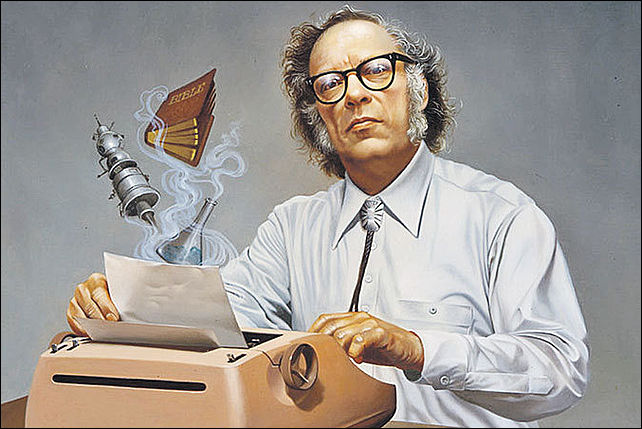 isaac asimov the father of science The way i met isaac asimov was the way i met almost everybody else who became not only important to me as a teenager but a lifelong friend like every other kid in the world, i met a lot of other kids in those years from, say, 14 to 19 — in school, in the neighborhood, in the ycl, in the (don't laugh) olivet presbyterian church thursday.
