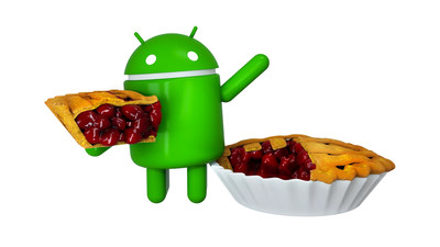 Вышла Android 9 Pie